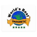 El mejor paramédico del mundo postal