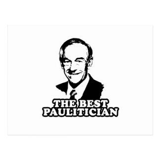El mejor Paulitician Postal