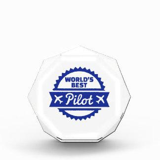 El mejor piloto del mundo