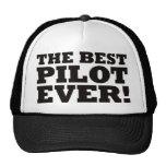 El mejor piloto nunca gorra