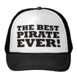 El mejor pirata nunca gorra