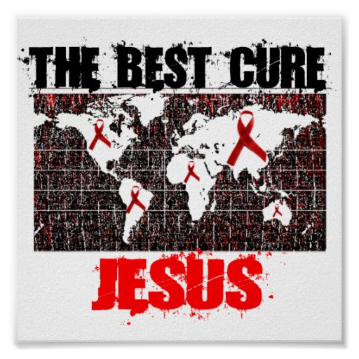 El mejor poster de Jesús de la curación