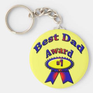 El mejor premio del papá llavero