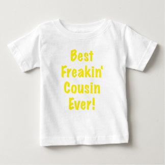 El mejor primo de Freakin nunca T-shirt