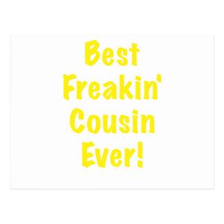 El mejor primo de Freakin nunca Postal