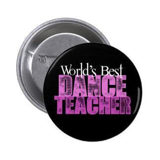 El mejor profesor de la danza del mundo pin