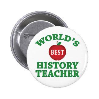 El mejor profesor de la historia del mundo pins