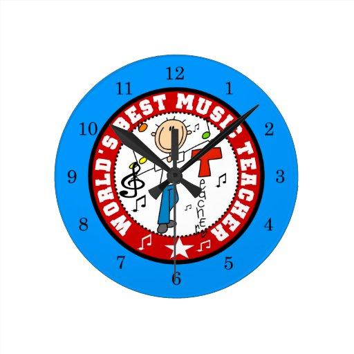 El mejor profesor de la música del mundo reloj