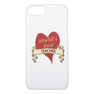 El mejor profesor del mundo funda iPhone 7