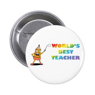 el mejor profesor del mundo pins