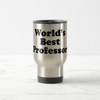 El mejor profesor del mundo taza