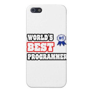 El mejor programador del mundo iPhone 5 funda