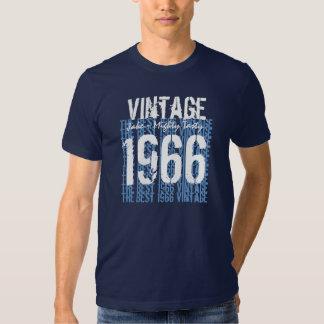 El mejor regalo 1966 de cumpleaños de los años 40 camisas