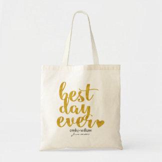 El mejor regalo agradable/Favor|Gold del día