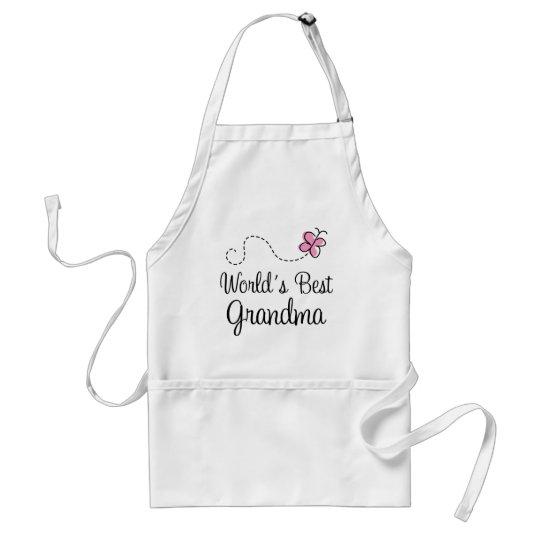 El mejor regalo de la mariposa de la abuela del mu delantal