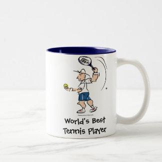 El mejor regalo de la taza de café del jugador de