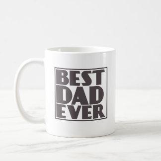 El mejor regalo de la taza del papá nunca para el