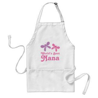 El mejor regalo del delantal de Nana del mundo