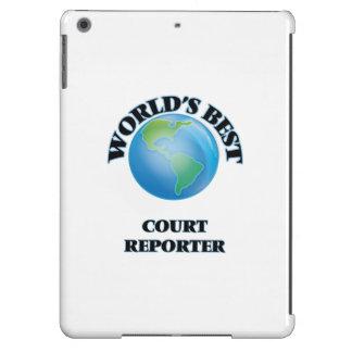 El mejor reportero de la corte del mundo