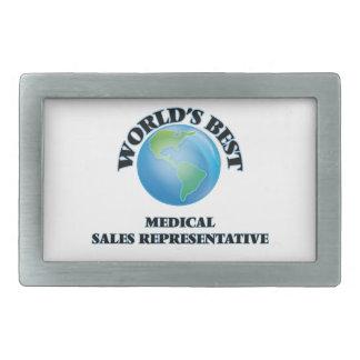 El mejor representante de las ventas médico del hebilla cinturón rectangular