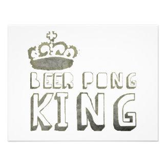 El mejor rey de Pong de la cerveza Anuncio