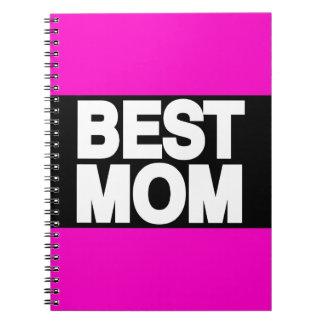El mejor rosa de LG de la mamá Cuaderno