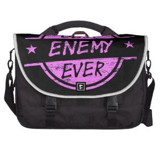 El mejor rosa del enemigo nunca bolsas de portatil