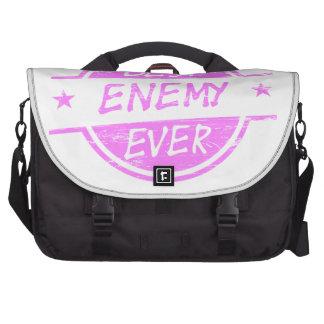 El mejor rosa del enemigo nunca bolsas para ordenador