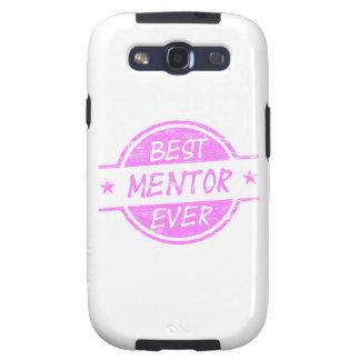 El mejor rosa del mentor nunca galaxy SIII funda