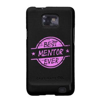 El mejor rosa del mentor nunca galaxy SII coberturas