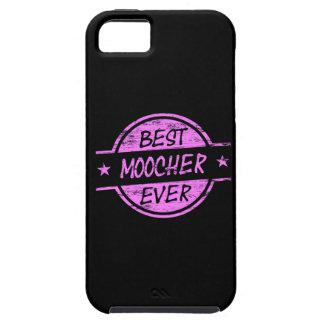El mejor rosa del Moocher nunca iPhone 5 Case-Mate Protector