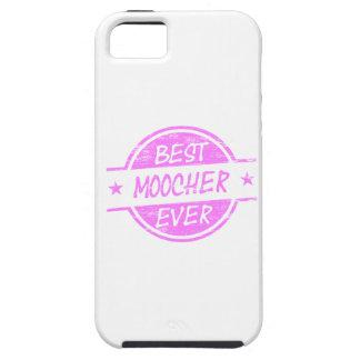 El mejor rosa del Moocher nunca iPhone 5 Case-Mate Fundas