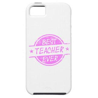El mejor rosa del profesor nunca iPhone 5 cobertura