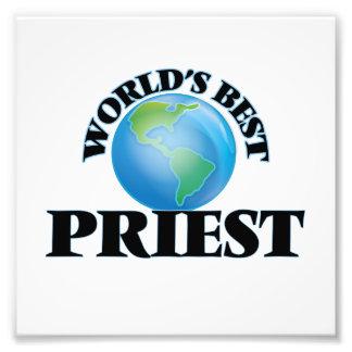 El mejor sacerdote del mundo arte con fotos