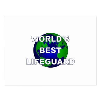 El mejor salvavidas del mundo postal