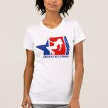 El mejor separador de América Camisetas