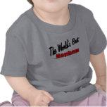 El mejor sobrino del mundo camiseta