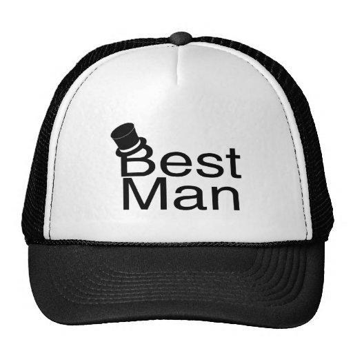 El mejor sombrero de copa del hombre gorro