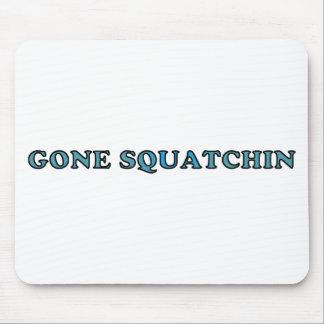 El mejor Squatchin ido divertido Mousepad