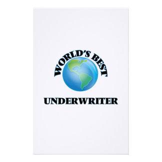 El mejor suscriptor del mundo papeleria