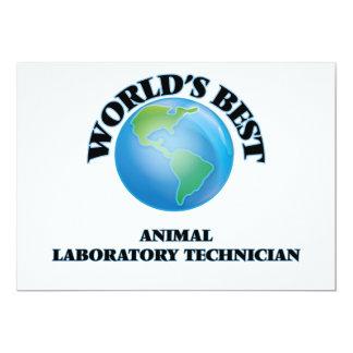 El mejor técnico del laboratorio animal del mundo