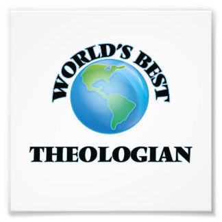 El mejor teólogo del mundo foto