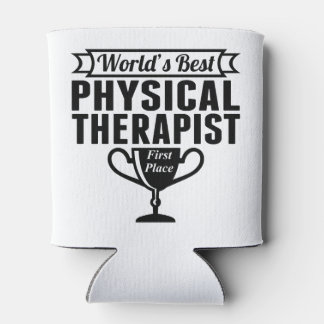 El mejor terapeuta físico del mundo enfriador de latas