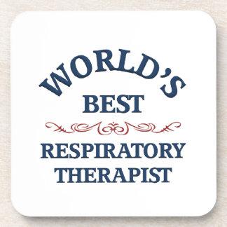 El mejor terapeuta respiratorio del mundo posavaso