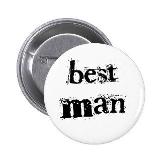El mejor texto del negro del hombre pin