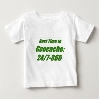 El mejor tiempo a Geocache T Shirts