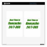 El mejor tiempo a Geocache Skin Para Kindle Fire