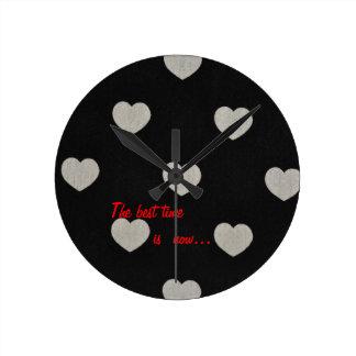 El mejor tiempo ahora es reloj
