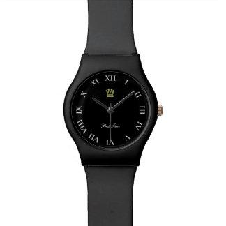 El mejor tiempo del número romano reloj