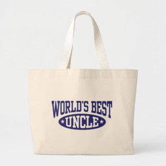 El mejor tío del mundo bolsa